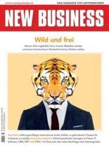 NEW BUSINESS – 02 Juli 2021