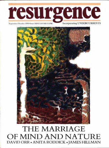 Resurgence & Ecologist – Resurgence, 166 – Sep-Oct 1994