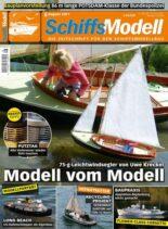 SchiffsModell – August 2021