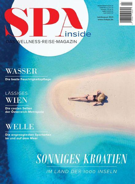 Spa Inside Germany – Juli-August 2021