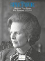 The Spectator – Margaret Thatcher in The Spectator 1975 – 1990