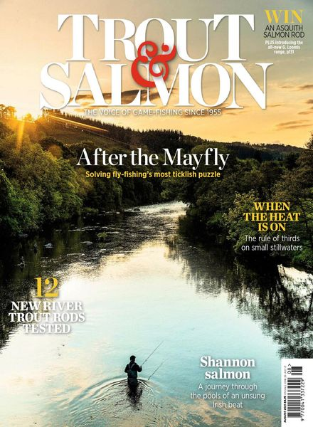 Trout & Salmon – August 2021