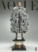 Vogue Singapore – July 2021
