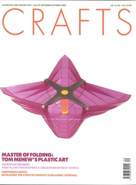 Crafts – September-October 2002