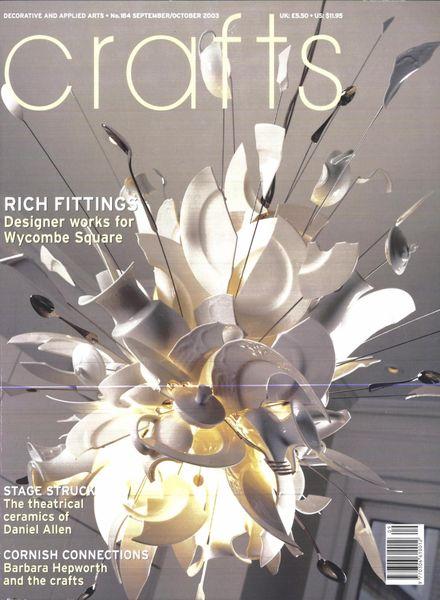 Crafts – September-October 2003