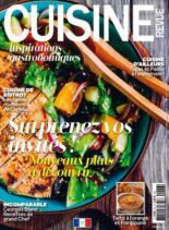 Cuisine Revue – Aout-Octobre 2021