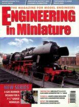 Engineering in Miniature – June 2011
