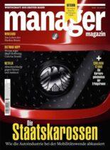 Manager Magazin – Juli 2021