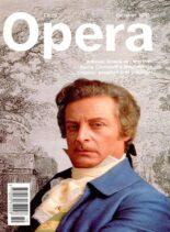 Opera – October 1991