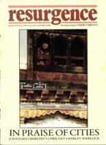 Resurgence & Ecologist – Resurgence, 162 – Jan-Feb 1994
