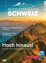 SCHWEIZ Das Wandermagazin – 14 Juli 2021