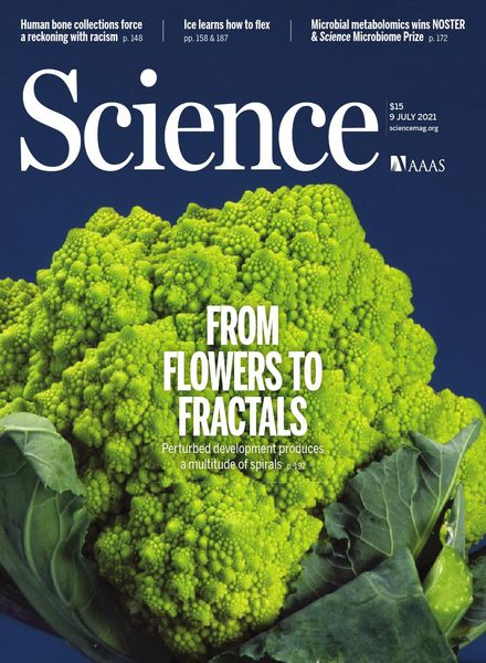 Science – 9 July 2021