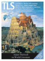 The Times Literary Supplement – 20 May 2016
