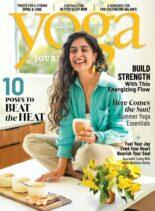Yoga Journal USA – July 2021