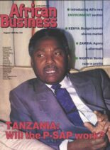 African Business English Edition – August 1990