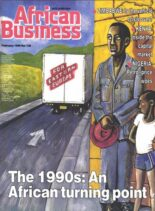 African Business English Edition – February 1990
