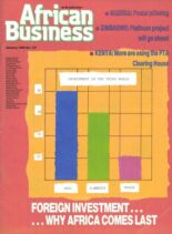 African Business English Edition – January 1990