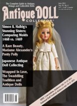 Antique Doll Collector – June 2021