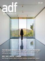 Architects Datafile ADF – July 2021