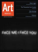 Art Monthly – June 2008