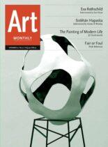 Art Monthly – November 2007