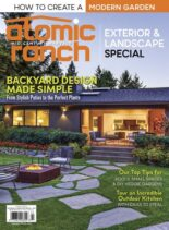 Atomic Ranch – Exteriors & Landscaping Special 2021