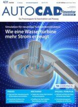 Autocad & Inventor Magazin – Juni-Juli 2021