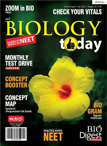 Biology Today – July 2021