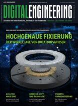 Digital Engineering Germany – Juli-August 2021