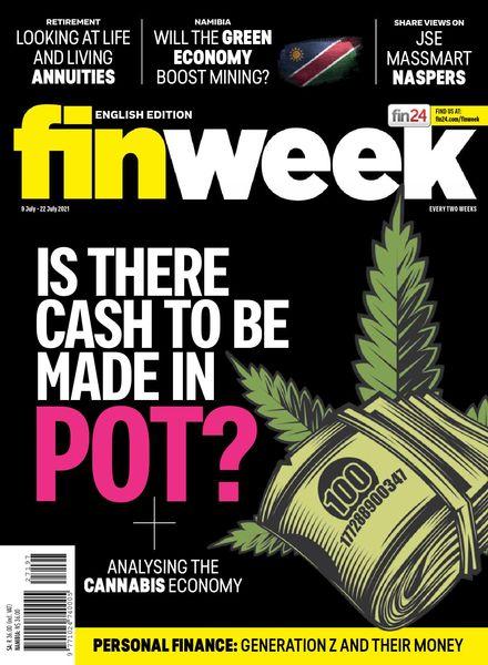 Finweek English Edition – July 09, 2021
