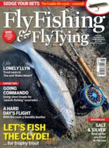 Fly Fishing & Fly Tying – August 2021