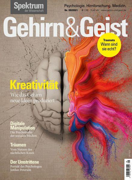 Gehirn & Geist – August 2021