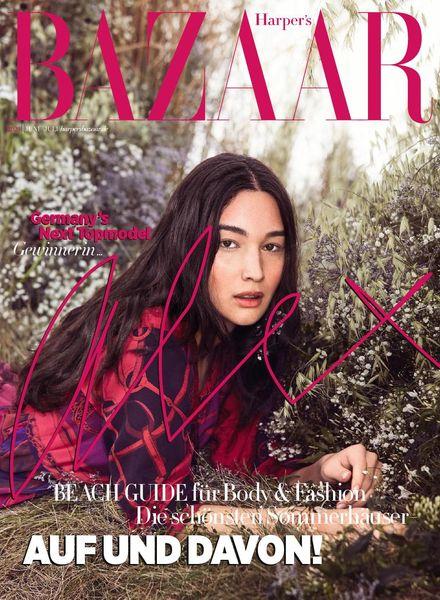 Harper's Bazaar – Jun – Juli 2021