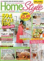 HomeStyle UK – July 2021
