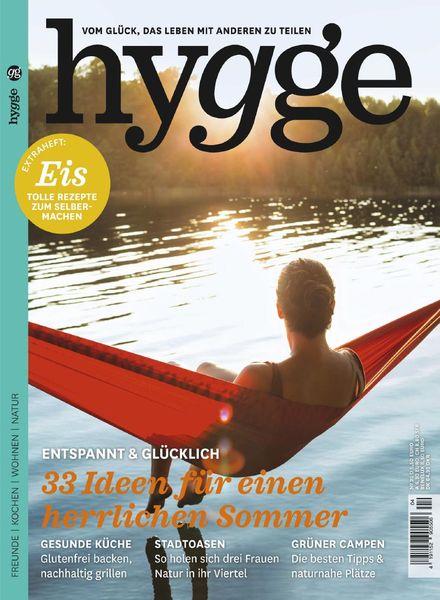 Hygge – Juli August 2021