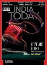India Today – July 19, 2021