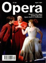 Opera – April 1991