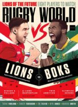 Rugby World – August 2021