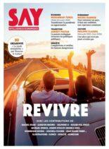 Say – Juillet 2021