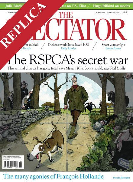 The Spectator – 2 February 2013