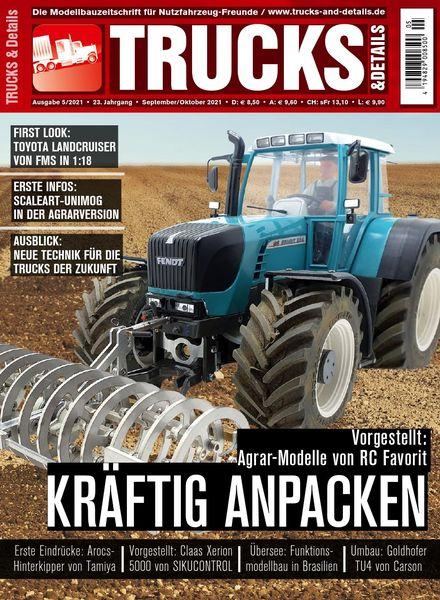 Trucks & Details – Juli 2021