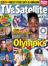 TV & Satellite Week – 17 July 2021