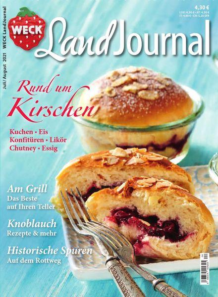 WECK LandJournal – April 2021