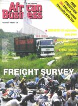 African Business English Edition – December 1989