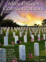 After Dinner Conversation Philosophy Ethics Short Story Magazine – July 2021