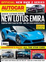 Autocar UK – 07 July 2021