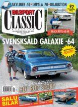Bilsport Classic – juli 2021