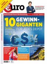 Euro am Sonntag Finanzmagazin – 09 Juli 2021