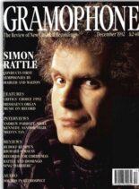 Gramophone – December 1992