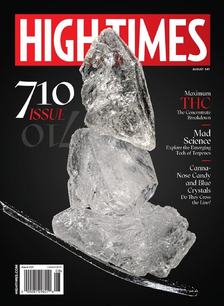 High Times – August 2021
